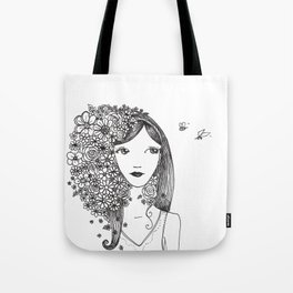 wake up your mind Tote Bag