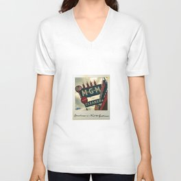 Cleanliness Is Next to Godliness Unisex V-Neck