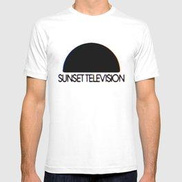 Sunset Television Logo T-shirt