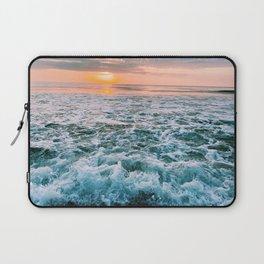 Outer Banks Sunrise  Laptop Sleeve
