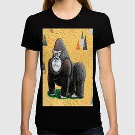 Endangered Rainforest Mountain Gorilla T-shirt