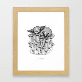 Gloom Framed Art Print