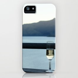 Relaxed Afternoon iPhone Case