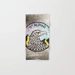6° ALPINI Hand & Bath Towel
