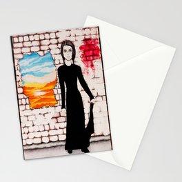BREAK on THROUGH Stationery Cards