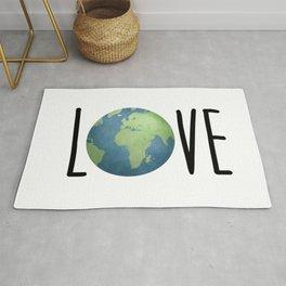 Love The Earth Rug
