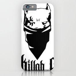 Killah P iPhone Case