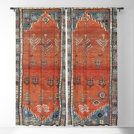 Bakhshaish Azerbaijan Northwest Persian Carpet Print Blackout Curtain