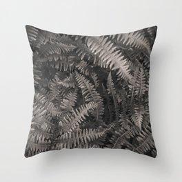 Ferns are Damn Beautiful. Throw Pillow