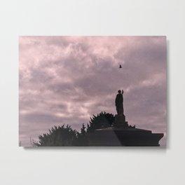The Brompton cemetery experience Metal Print
