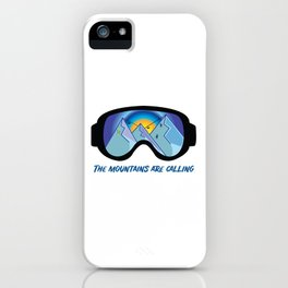 Eat my Powder iPhone Case