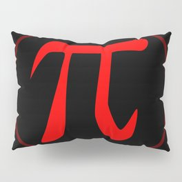 Pi the Constant Pillow Sham