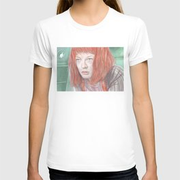 Leeloo - the Fifth Element T-shirt