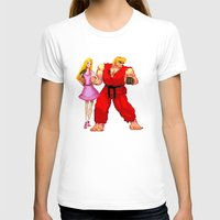 barbie T-shirts featuring Barbie & Ken. by Sam Pea