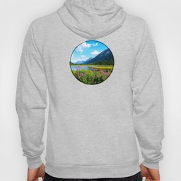 God's Country - Summer in Alaska Hoody