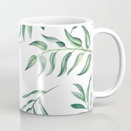 Floating Leaves #society6 #buyart Coffee Mug