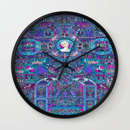Aphrodite Wall Clock