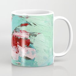 Minted Spring Coffee Mug