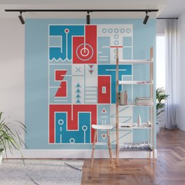 Play on words | Just shoot me Wall Mural