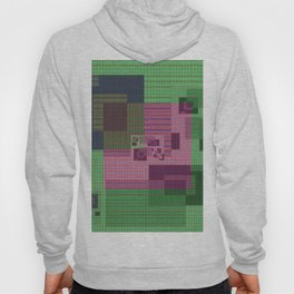 Floppy Disc High Def Fantasy Geometry Hoody
