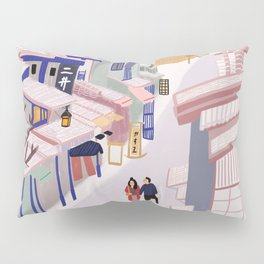 Old Town Kyoto Pillow Sham