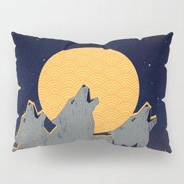 Midnight Sound Pillow Sham
