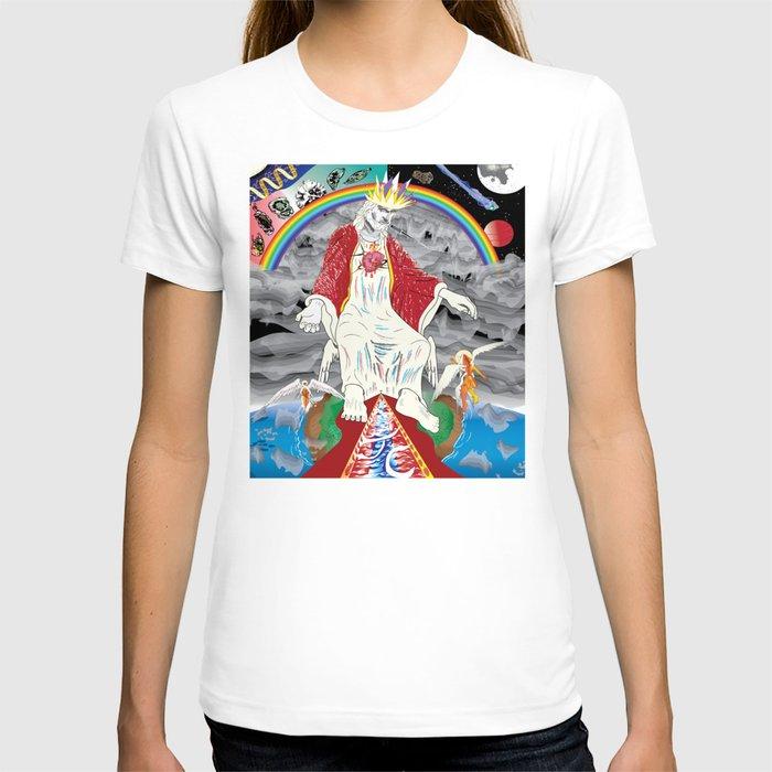 Lord King of kings* Isaiah 6:2 T-shirt