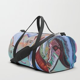 Feeling like Pablo Picasso tsoL Duffle Bag