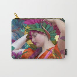 Pallas Athena Botanical Carry-All Pouch