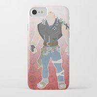borderlands iPhone & iPod Cases featuring Borderlands 2 - Brick by LightningJinx