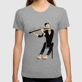 The Flutist T-shirt