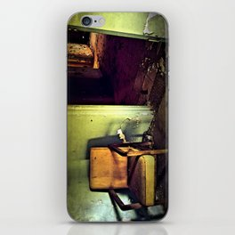 Where They Sat.... iPhone Skin