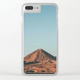 San Pedro de Atacama Clear iPhone Case