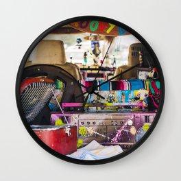 Dub life Wall Clock