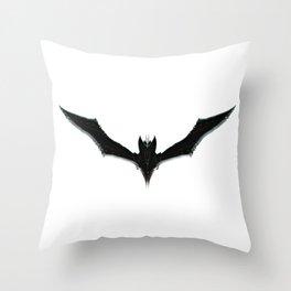 Symbol Artwork Bat Throw Pillow