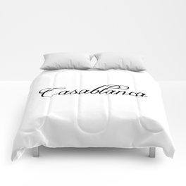Casablanca Comforters