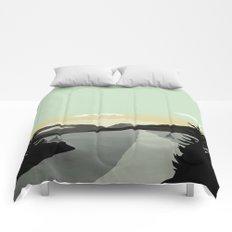 Misty Mountain II Comforters
