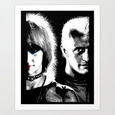Blade Runner Nexus 6 Art Print