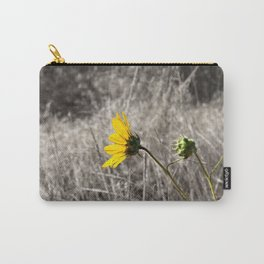 Sunflower Daydream Carry-All Pouch
