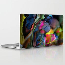 Liquid Colors by Artist McKenzie http://www.McKenzieArtStudio.com Laptop & iPad Skin