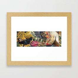 Fortitude Framed Art Print