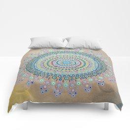 Mursy Hill Wish Board Mandala Comforters