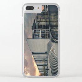 Paul-Löbe-Haus Clear iPhone Case