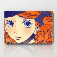chic iPad Cases featuring Chic by Victoria Rivero