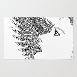 Lady Icarus Rug