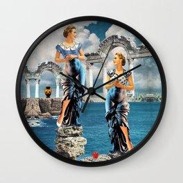 Eris' Apple Wall Clock