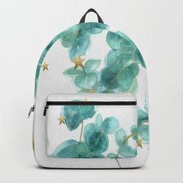 Eucalyptus & Golden Stars Backpack