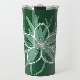 Happy flower Travel Mug