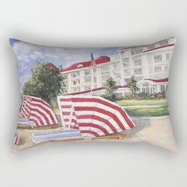 The Inn at Bay Harbor   Rectangular Pillow
