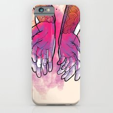 Dirty hands iPhone 6s Slim Case